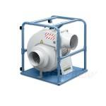 Exhaustor radial - informatii generale