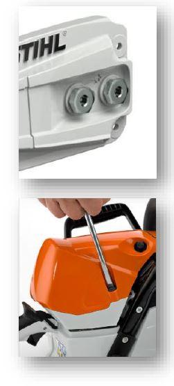 Motofierăstrăul STIHL MS 462 intretinere usoara
