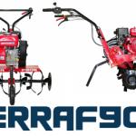 TERRA F90R – o motosapa pe care te poti baza